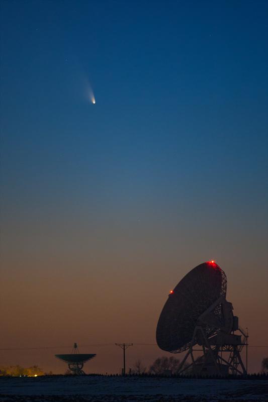 Kometa Pan-Starrs
