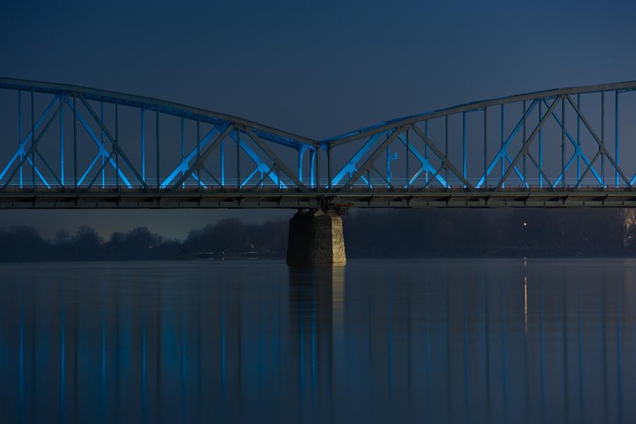 Filar mostu im.Józefa Piłsudskiego