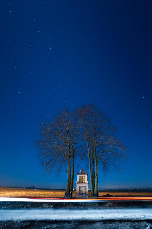 Nocny pejzaż -Ave Maria