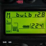 Tryb bulb w aparacie