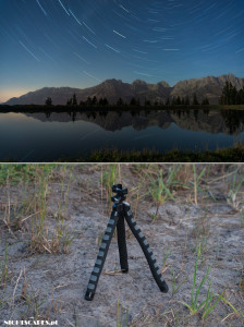 Jaki wybrać statyw - statyw zLidla ifotografia gwiazd