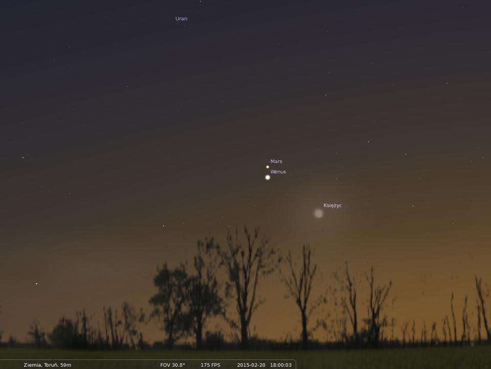 Koniunkcja-Mars-Wenus-luty-2015