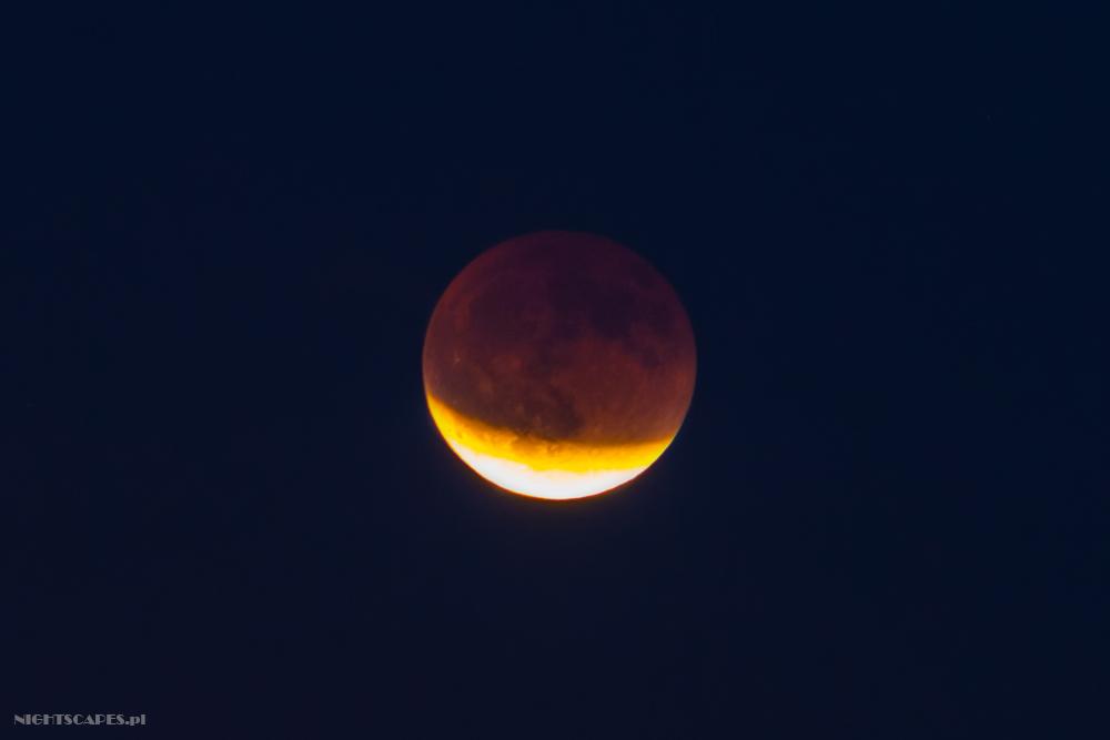 Zaćmienie Księżyca 2011-12-10
