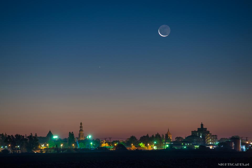 Panorama-Chelmzy-Ksiezyc-Merkury