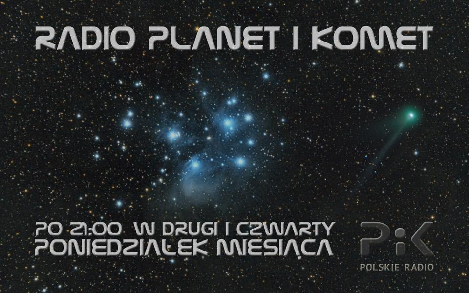 Radio-Planet-i-Komet