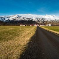 Wulkan Eyjafjallajökull.