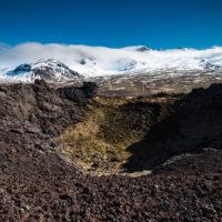 Krater Saxhóll.