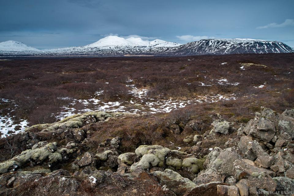 Park Narodowy Þingvellir.