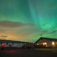Nasz domek. PTMA 2017 Islandia.