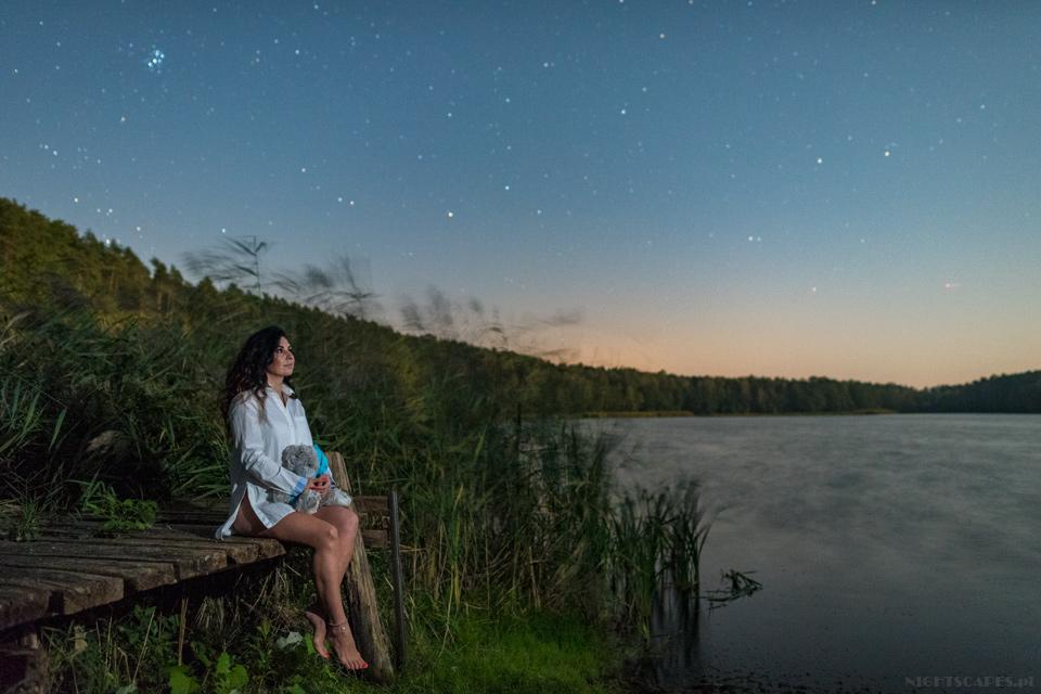 Nocą wśród gwiazd