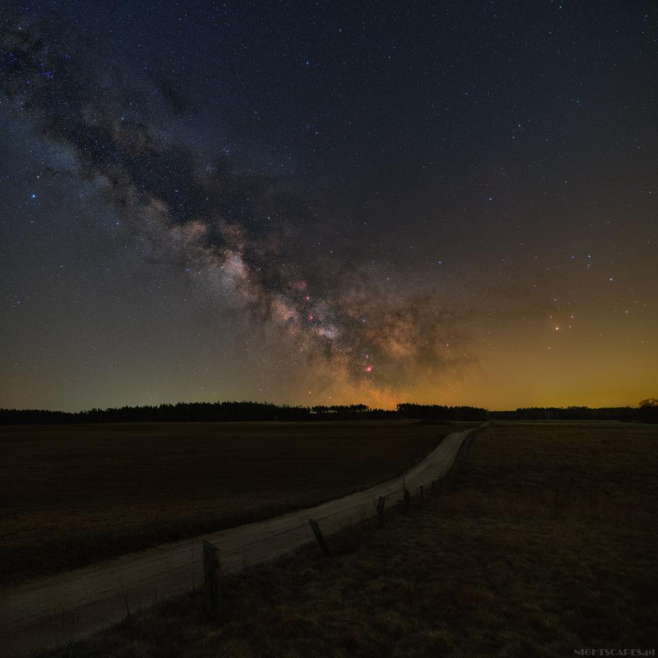 Droga ku gwiazdom